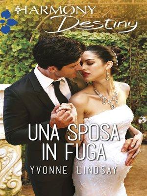 cover image of Una sposa in fuga