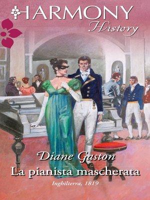 cover image of La pianista mascherata