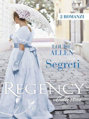 cover image of Segreti