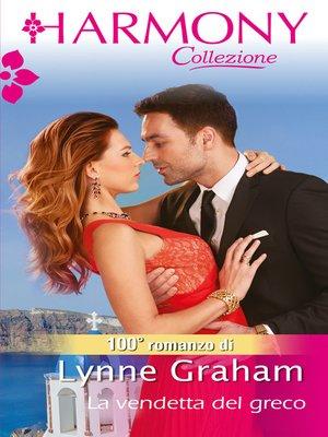 cover image of La vendetta del greco