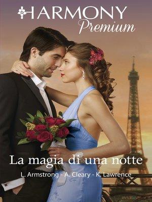 cover image of La magia di una notte