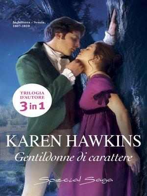 cover image of Gentildonne di carattere