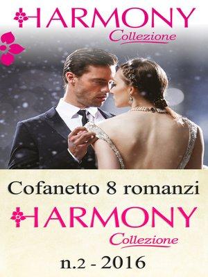 cover image of Cofanetto 8 romanzi Harmony Collezione-2