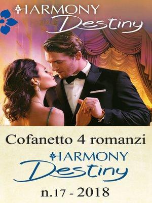 cover image of Cofanetto 4 Harmony Destiny n.17/2018