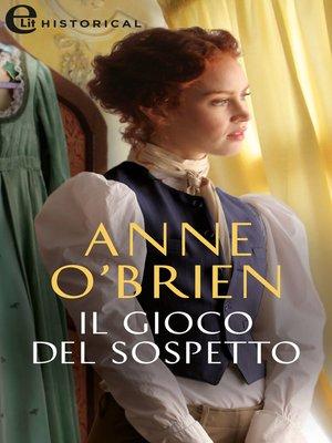 cover image of Il gioco del sospetto