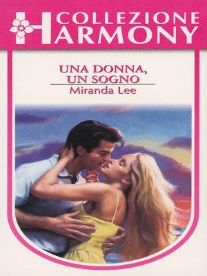 cover image of Una donna, un sogno