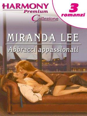 cover image of Abbracci appassionati