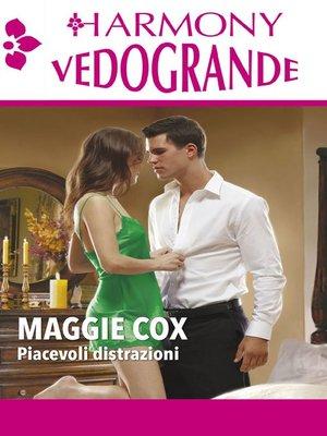 cover image of Piacevoli distrazioni