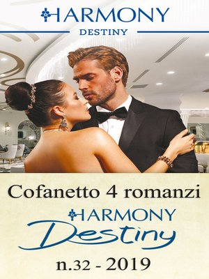 cover image of Cofanetto 4 romanzi Destiny n. 32/2019
