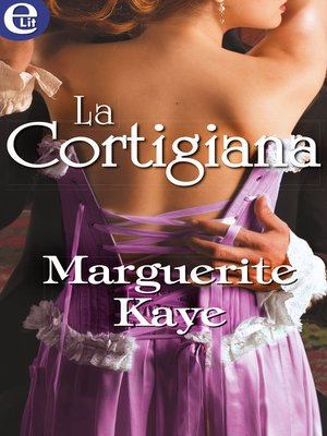 cover image of La cortigiana