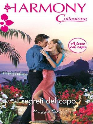 cover image of I segreti del capo