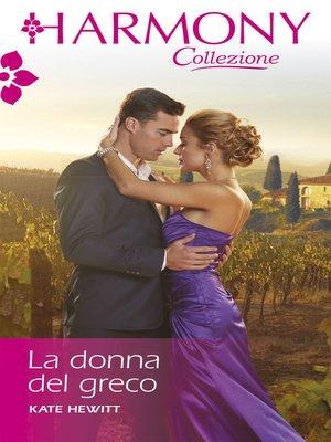 cover image of La donna del greco