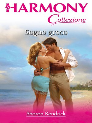 cover image of Sogno greco