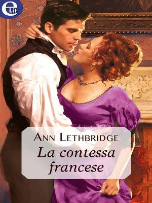 cover image of La contessa francese