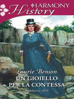 cover image of Un gioiello per la contessa