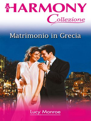 cover image of Matrimonio in grecia