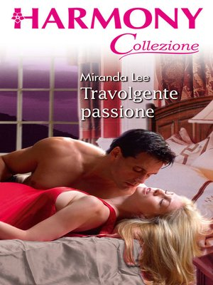 cover image of Travolgente passione