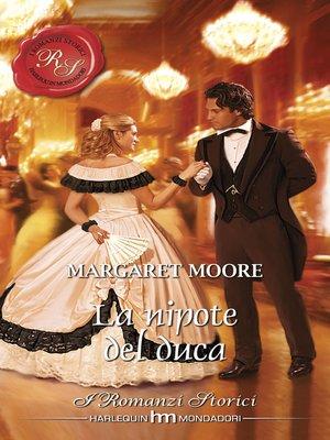 cover image of La nipote del duca