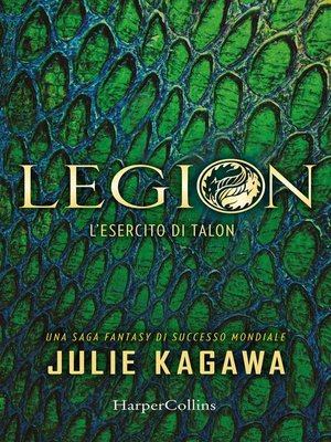 cover image of Legion--L'esercito di Talon