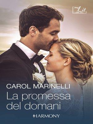 cover image of La promessa del domani