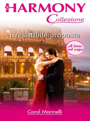 cover image of Irresistibile proposta