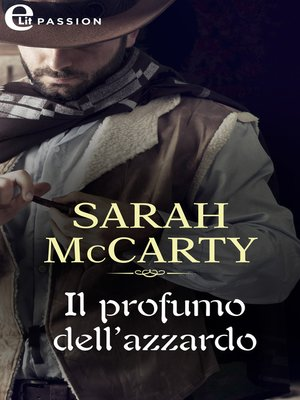 cover image of Il profumo dell'azzardo