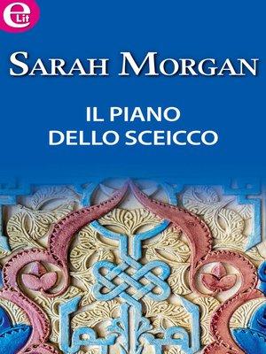 cover image of Il piano dello sceicco