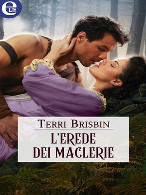 cover image of L'erede dei MacLerie