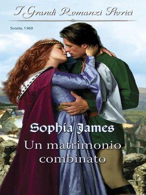 cover image of Un matrimonio combinato
