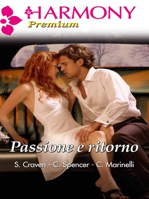 cover image of Passione e ritorno