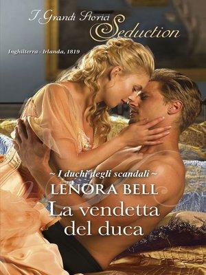 cover image of La vendetta del duca