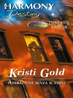 cover image of Attrazione senza scampo