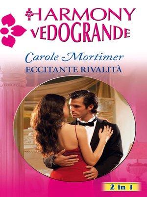 cover image of Eccitante rivalità