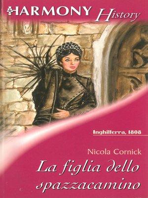 cover image of La figlia dello spazzacamino