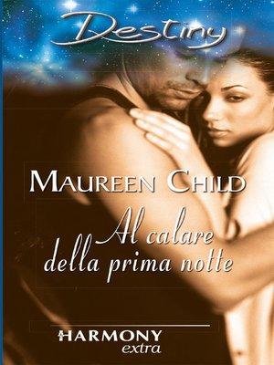 cover image of Al calare della prima notte