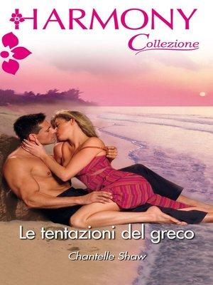 cover image of Le tentazioni del greco