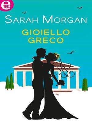 cover image of Gioiello greco