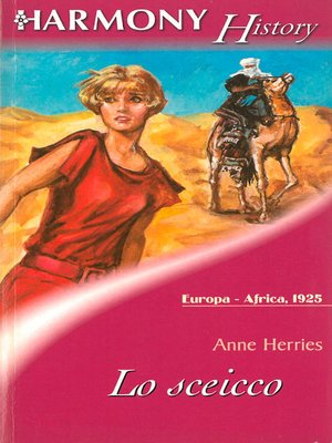 cover image of Lo sceicco