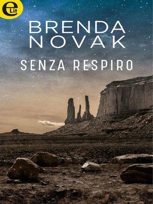 cover image of Senza respiro