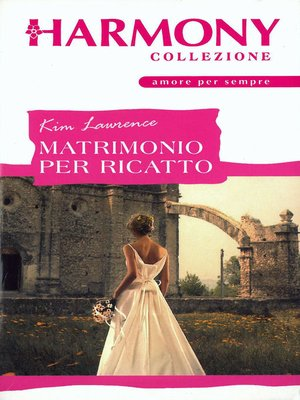 cover image of Matrimonio per ricatto