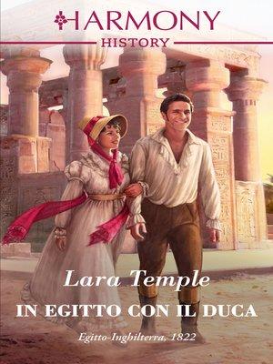 cover image of In Egitto con il duca