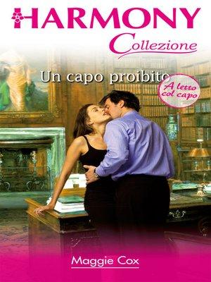 cover image of Un capo proibito