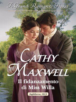cover image of Il fidanzamento di Miss Willa