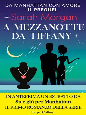 cover image of A mezzanotte da Tiffany