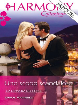 cover image of Uno scoop scandaloso
