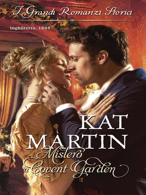 cover image of Mistero a Covent Garden