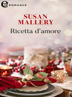 cover image of Ricetta d'amore