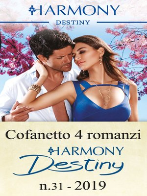 cover image of Cofanetto 4 romanzi Destiny n 31/2019