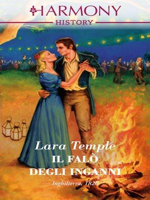 cover image of Il falò degli inganni