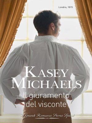 cover image of Il giuramento del visconte